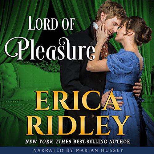 Lord of Pleasure audiobook cover art