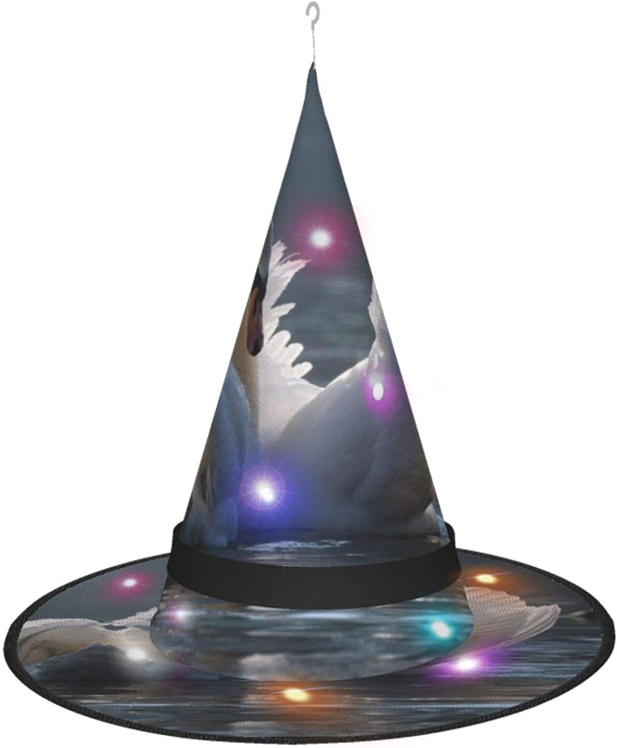 CHAYUN Swan New mail order Selling and selling Halloween Witch Hat for Party with Costume Accessory