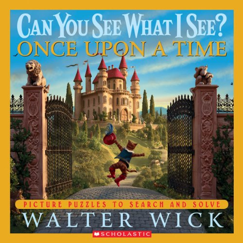 Can You See What I See? Once upon a Timeの詳細を見る