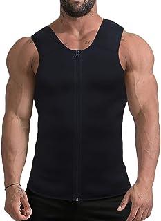 Sttech1 Womens Sleeveless Sports Vest Loose Tank Top Button Sport Vest