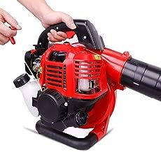 LKSDD Garden Blowers,Wireless Petrol Fan Yitian Garden Vacuum Cleaner Gasoline Leaf Cleaning Four-Stroke Fan