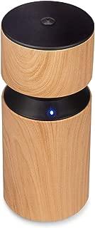 アロマディフューザー 車内や家庭で使用 ネブライザー式 アロマライト 充電式で静か アロマバーナー 068W