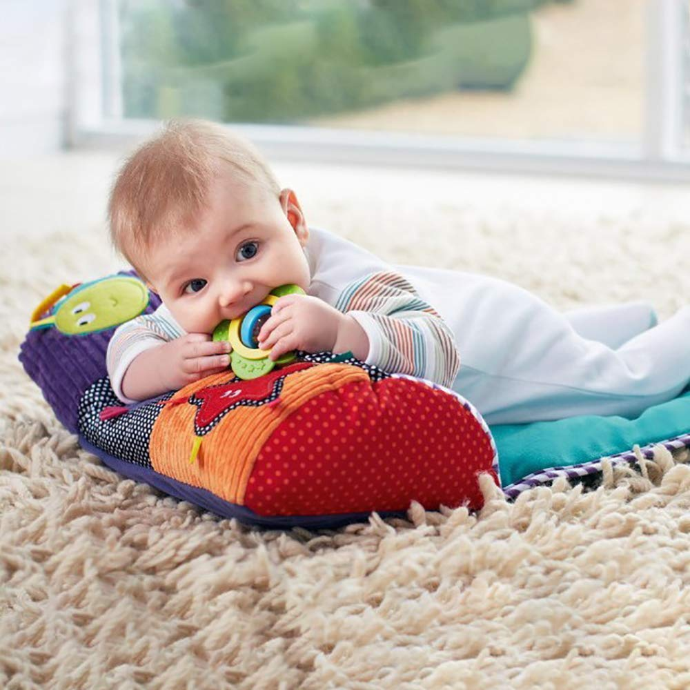 Amazon.com Baby Baby Baby Baby Tummy Time Crawling Play Mat ...