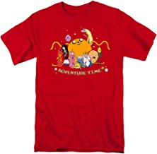 Adventure Time Characters Cartoon Network T Shirt & Stickers