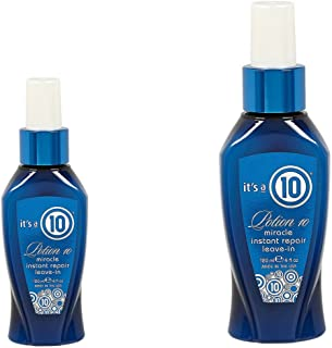 It's a 10 Haircare Potion Miracle Instant Repair Leave-In4 fl. oz (2)