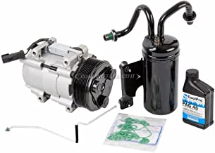 AC Compressor w/A/C Repair Kit For Dodge Ram Cummins Diesel 2006 2007 2008 - BuyAutoParts 60-80331RK New