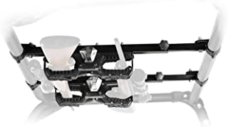 Seizmik 07301 Overhead Gun Rack for 1.875in & 2in Roll Cage Can-Am Kubota More