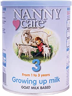 Nanny Care Goat Milk Based, Growing Up 3 Milk, From 1-3 Years, 400g Tin
