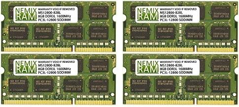 32GB 4X8GB NEMIX RAM Memory for Apple iMac Late 2014 & Mid 2015 27