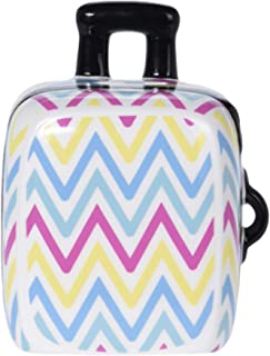 حقيبة سفر موني بانك من كوبمان، ابيض، 122 × 83 × 150 ملم، K8719202735628-WHT