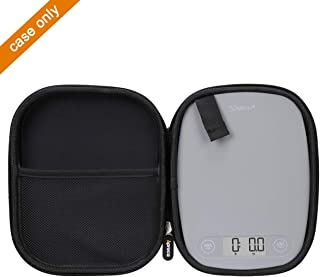 Aproca Hard Carry Travel Case Compatible with GreaterGoods Digital Food Kitchen Scale