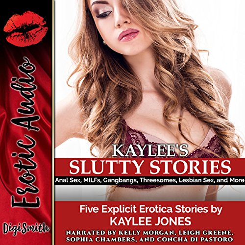 Kaylee's Slutty Stories audiobook cover art