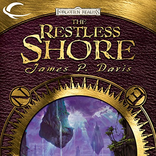 The Restless Shore audiobook cover art