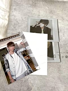 NEWS 【 小山慶一郎 】2020 LIVE STORY クリアファイル フォトセット+ 公式写真 1種 セット