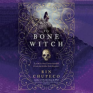 The Bone Witch     The Bone Witch, Book 1              Auteur(s):                                                                                                                                 Rin Chupeco                               Narrateur(s):                                                                                                                                 Emily Woo Zeller,                                                                                        Will Damron                      Durée: 12 h et 8 min     33 évaluations     Au global 4,3