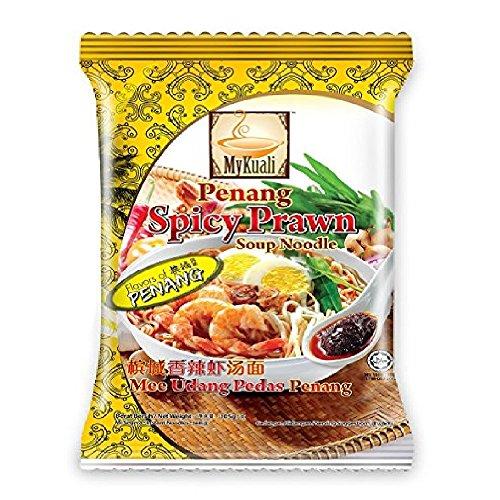 MyKuali Penang Noodles Soup (Spicy Prawn, 8 Pack)