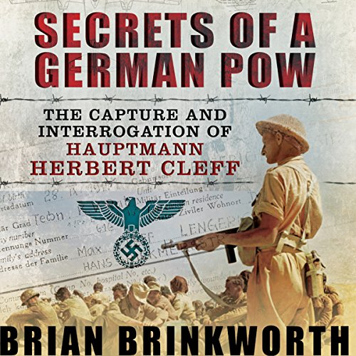 Secrets of a German POW audiobook cover art