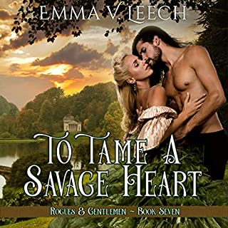 To Tame a Savage Heart audiobook cover art