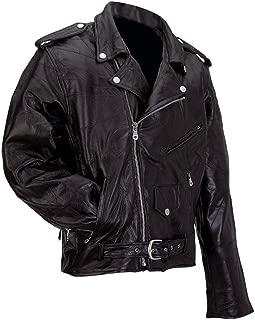 lightning leather jacket
