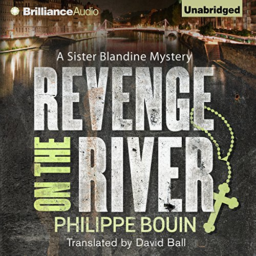 Revenge on the River audiobook cover art