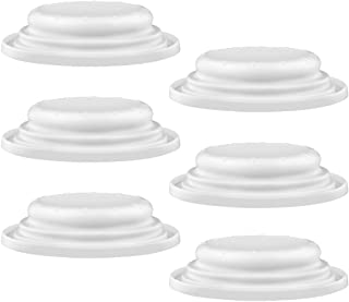 Maymom Brand Bottle Parts Suitable for Philips Avent Natural Bottles, Avent PP Bottles or Natural Glass Bottles (Sealing Disc)