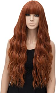 Best ginger wig halloween Reviews
