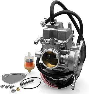 Radracing LTZ400 ATV Carburetor Carb Replacement Kit Compatible Suzuki LTZ 400 2003-2007 Kawasaki KFX 400 2003-2006 Arctic Cat DVX400 2004-2007 Yamaha Raptor 350 2004-2013 Replace 13200-07G01