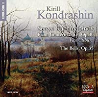Rachmaninov: Piano Concerto No.3, The Bells Op.35 by Moscow Philharmonic
