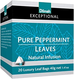 Dilmah Exceptional Peppermint, 40 Grams