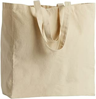 ID Cotton Shopping/Shoulder Bag (UK Size: One size) (Off-white)