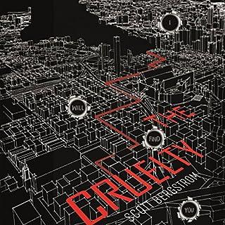 The Cruelty audiobook cover art