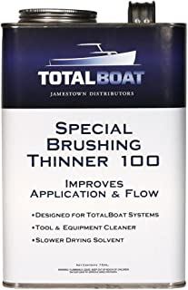 TotalBoat Special Brushing Thinner 100
