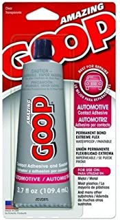 Amazing Goop Automotive Adhesive 3.7 Oz 12 Packs