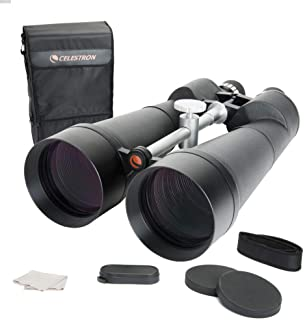 Celestron - 71017 SkyMaster 25X100 Astro Binoculars – Astronomy Binoculars with Deluxe Carrying Case – Powerful Binoculars...