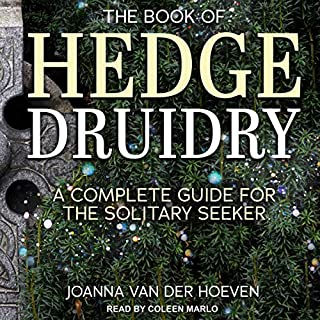 The Book of Hedge Druidry cover art