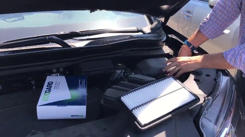 Engine Air Filter For Lexus ES350 NX200T RX350 AF6116 Fast Ship!!