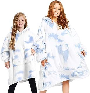 Zmart Oversized Soft Hoodie Pullover Warm Oodie Fleece Blanket Plush Winter Sweatshirt
