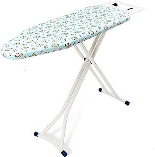 ZQCM Table à Repasser, Planche à Repasser Pliante Multifonction réglable en métal pour Salon Magasin de vêtements Chambre ...
