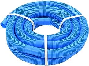 vidaXL Tuyau de Piscine Bleu 32 mm 6,6 m Tuyau Pompe de Filtration Vidange