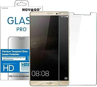 Protector de pantalla de vidrio templado HuaWei Ascend Mate NOVAGO® para HuaWei Ascend Mate (Huawei Mate 8 X 2)