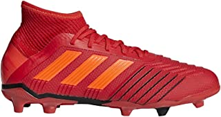 adidas Predator 19.1 FG Cleat Kid's Soccer