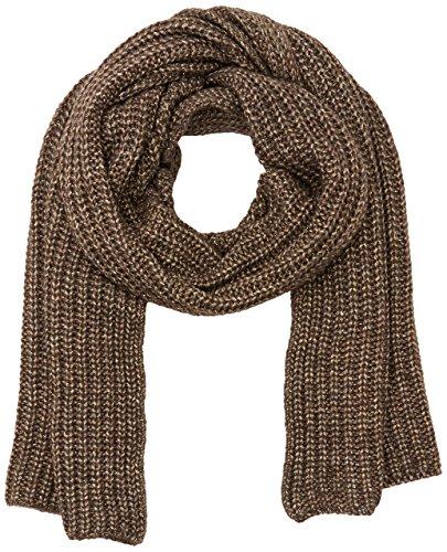 Stefanel, SCIARPA COSTA INGLESE - sciarpa da donna, colore 3285 marrone, taglia UN.