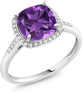 Best engagement rings with amethyst accents Reviews