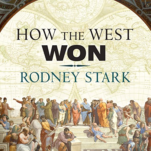 How the West Won cover art
