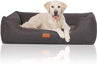 Knuffelwuff Hundebett Hundekörbchen Hundesofa Hundekissen Hundekorb Lotte Bezug Waschbar