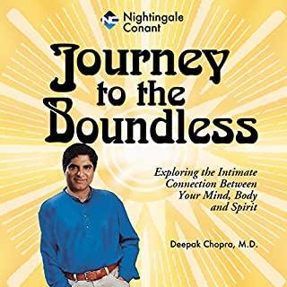 Journey to the Boundless cover art