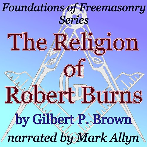 The Religion of Robert Burns audiobook cover art