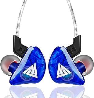 Docooler QKZ CK5 Headphones in-Ear Wired Headset 3.5mm Jack Headphone Earhook for Smartphone MP3