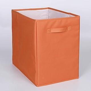 Tissu Pliable D'oxford Boîtes De Rangement Avec Handle,Grande Capacité Empilable Caisses De Rangement,Économie D'espace Po...