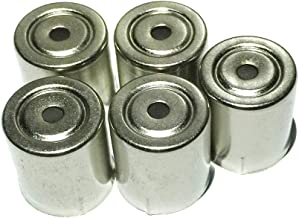 ZINNI Star-Microwave Oven Parts - 5Pcs/Lot Magnetron Steel Cap Microwave Oven Replacement Small Round Hole Silver Tone Hom...